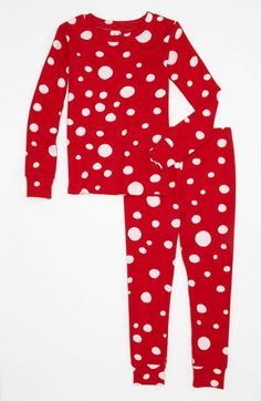 Hatley Two Piece Fitted Pajama Set (Toddler) | Nordstrom