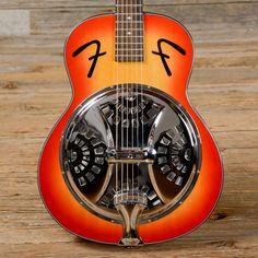 Fender FR-50 Resonator Sunburst USED (s883)