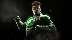 awesome Green Lantern Injustice 2 Game 1920x1080