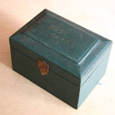 Postcard Box now featured on Fab.