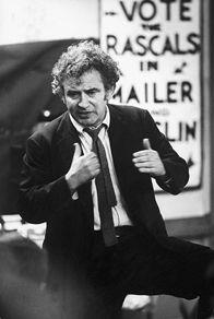 Norman Mailer Biography Photo