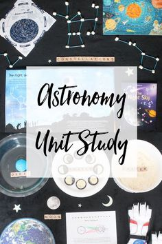 Unit Study- Constellations and the Moon A complete astronomy unit study filled with STEM activities and book recommendations.A complete astronomy unit study filled with STEM activities and book recommendations. Space Activities For Kids, Moon Activities, Science Activities, Science Curriculum, Homeschool Curriculum, Homeschooling, Space And Astronomy, Astronomy Science, Astronomy Facts