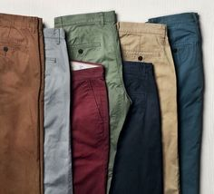 Why Every Guy Needs Chinos to Complete His Closet? – Feelin' Fresh!