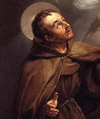 """St. Paschal Baylon (1540-1592) ~ """"Meditate well on this: Seek God above all things. It is right for you to seek God before and above everything else, because the majesty of God wishes you to receive what you ask for. This will also make you more ready to serve God and will enable you to love him more perfectly"""" (St. Paschal). Feast Day: May 17."""