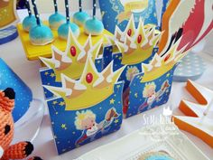 The Little Prince for Juani | CatchMyParty.com