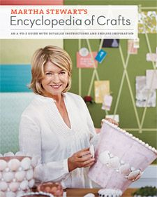 Templates from Martha Stewart's Encyclopedia of Crafts - Martha Stewart Crafts