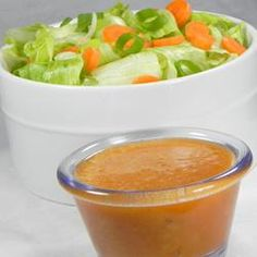 Japanese Restaurant-Style Ginger Salad Dressing