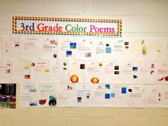 @BC_K6_library Atkins 3rd graders had fun with Word today making their Color Poems #iowatl pic.twitter.com/F8pfGYfpO5