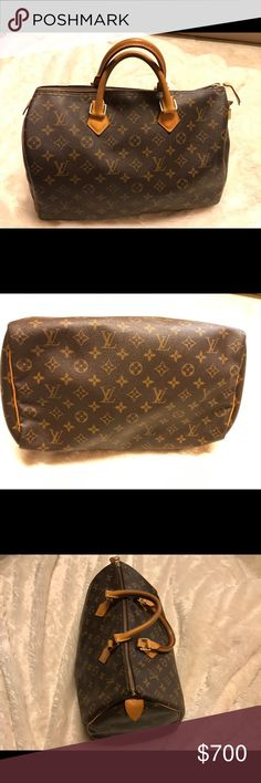 6833efca13fe Louis Vuitton Speedy 40 Authentic Speedy 40. Like new. I m the original