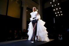 Jean Paul Gaultier Couture Spring Summer 2015 Paris