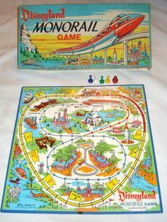 58 yr old Disney game with minty board ( looks never used) No playing pieces. Disney Games, Disney Toys, Disney Fun, Disney Magic, Disney Movies, Disney Souvenirs, Disney Stuff, Vintage Disneyland, Disneyland History