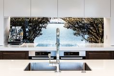 printed splashbacks for bathrooms - Google Search