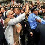 PM Modi commences his China visit, to meet Xi Jinping shortly