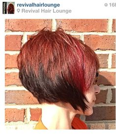 Come see us to create this look at Revival Hair Lounge, Charlotte NC. By Sonya and Jeremy