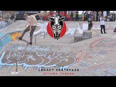Stop #6 Volcom's Wild In The Parks - Legacy Skatepark #Volcom #skateboarding