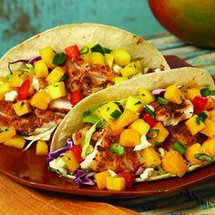 food recip, dinner, fish tacos, seafood, taco recipes