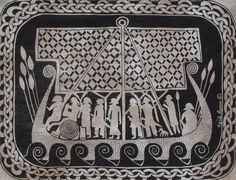 Vikings artifact.