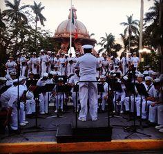 Banda sinfónica de la marina. Tampico Hermoso