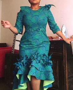 Traditional Attire 2019 For South African Women ⋆ African Fashion Ankara, Latest African Fashion Dresses, African Dresses For Women, African Print Dresses, African Print Fashion, African Attire, African Wear, African Women, Women's Fashion Dresses