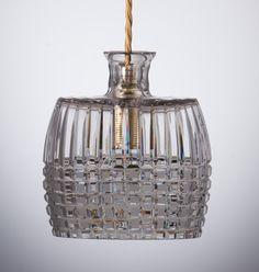 Lead crystal lamps - EBB & FLOW