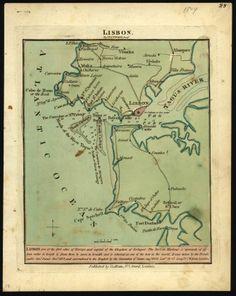 estuário do Tejo, 1804