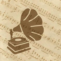 BG. Studio - Music - Phonograph - art prints and posters