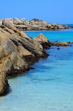 Tietiesbaai, West Coast, South Africa. BelAfrique your personal travel planner - www.BelAfrique.com