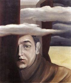 Portrait de Paul Max - René Magritte - The Athenaeum