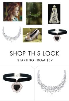 """Pan's Heart"" by christiana-samuel on Polyvore featuring Rock 'N Rose"