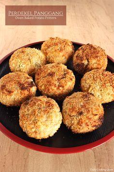 Perkedel Panggang – Oven Baked Potato Fritters
