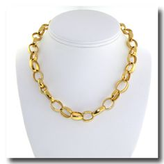 Inv. #16614  Pomellato Sabbia Link Necklace-2  Bracelets 18k Italy. Lawrence Jeffrey Estate Jewelers