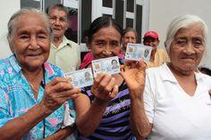 Adultos mayores no pueden ser suplantados gracias al DNI electrónico implementado por el MIDIS y el Banco de la Nación