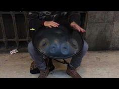 Hang Drum Music - Street Artist