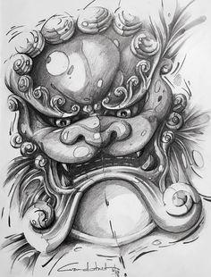 High quality images of SFW art meant for appreciating, and sharing. Japanese Tattoo Art, Japanese Tattoo Designs, Hannya Maske, Body Art Tattoos, Sleeve Tattoos, Daruma Doll Tattoo, Foo Dog Tattoo Design, Hanya Tattoo, Graffiti Pictures