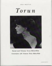 My favourite jewellery designer and a really good book about her. Torun: samtal med Vivianna Torun Bülow-Hübe (Torun: conversation with Vivianna Torun Bülow-Hübe)