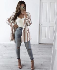 44 Simple Casual Outfits To Wear This Week – Trendy Fashion Ideas Casual Work Outfits, Business Casual Outfits, Professional Outfits, Classy Outfits, Stylish Outfits, Fall Outfits, Stylish Clothes, Elegantes Outfit Frau, Look Fashion