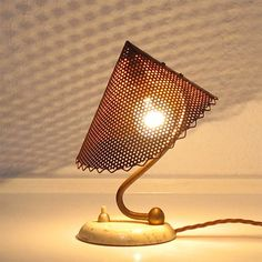 French Micro Lamp