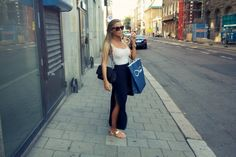 shopping outfit ::: andrea badendyck