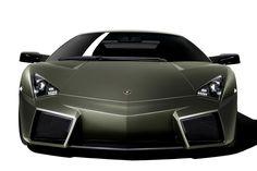 Lamborghini Reventon coupé face avant front