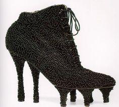 1993 - Jean Paul Gaultier shoes