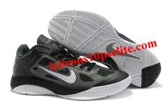 Nike Zoom Hyperfuse Low 2010 Black/Cool Grey/White
