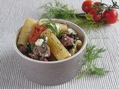 Ricetta: Pasta con Finocchietto, Salsiccia e Feta