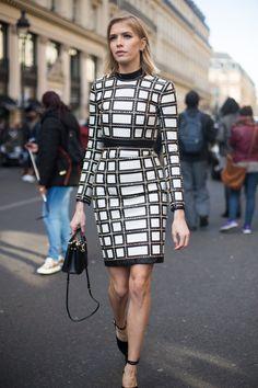 Elena Perminova #Lucea Row