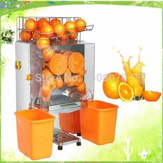 999.00$  Buy now - http://ali6np.worldwells.pw/go.php?t=32242575175 - free shipping stainless steel orange squeezing machine electric automatic orange squeezer