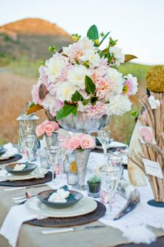 021473b5a93 Steel Magnolias inspired table. Belle Bridal