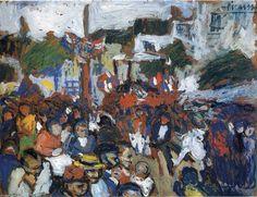 Picasso, 14 de julho
