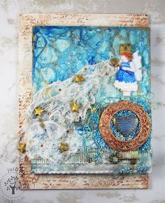 julD handmade: Once upon the time there was a little fairy...