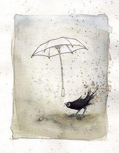https://flic.kr/p/3jZPjj | Another spooky umbrella