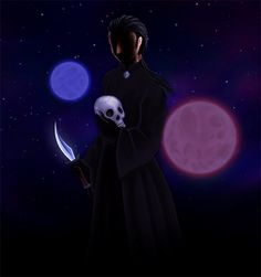 Lucien and Moons by Shuka-the-Echigoya on DeviantArt