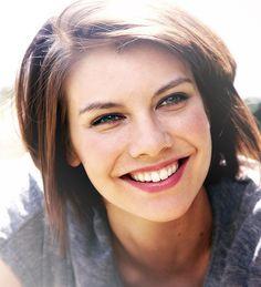 Lauren Cohan (Maggie from the Walking Dead)